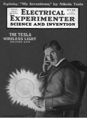 Tesla My inventions