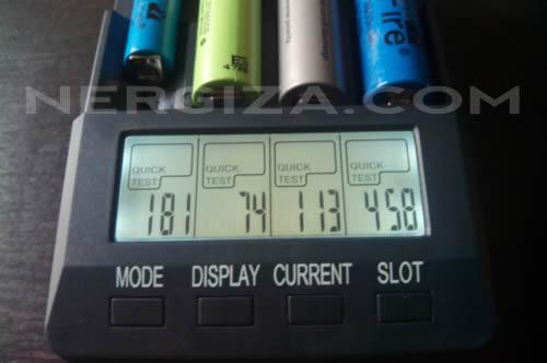 Test Rápido BCT3000