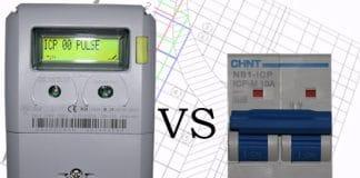 Contador inteligente versus limitador ICP
