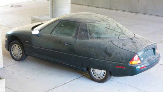 GM EV1 superviviente