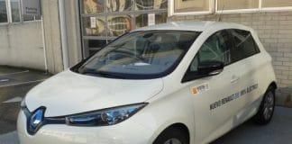 Renault ZOE foto exterior