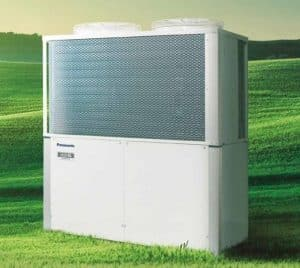VRF a gas Panasonic