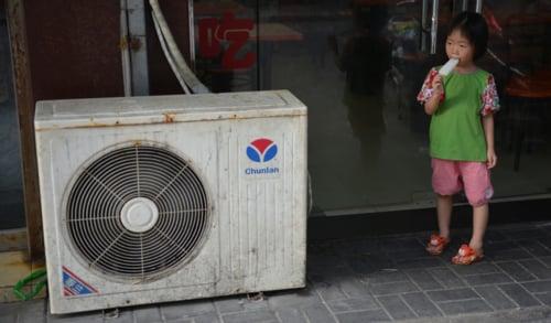aire acondicionado chino
