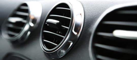 aire acondicionado coche difusor
