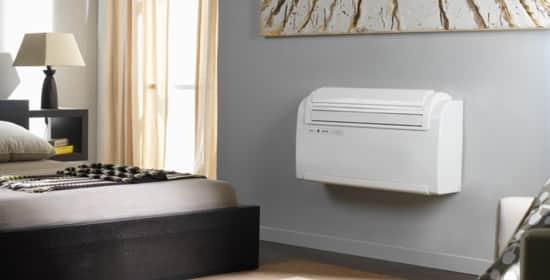 aire acondicionado sin unidad de exterior