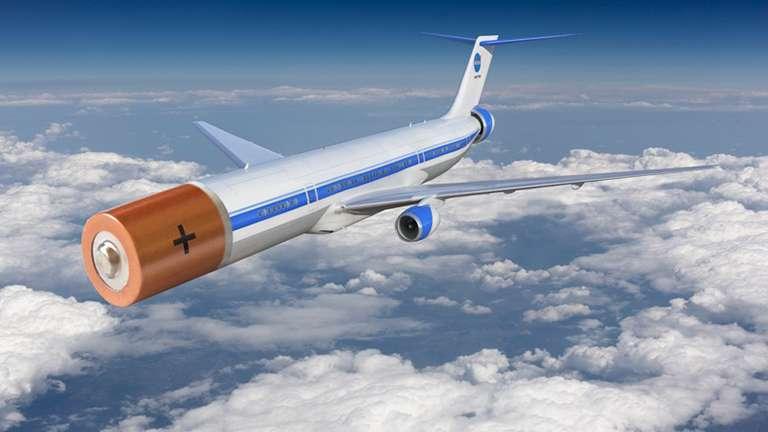 Aviones eléctricos