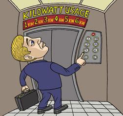 bajar-potencia-ascensor