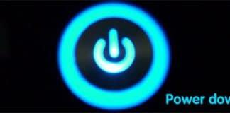 asegurase al bajar potencia icp
