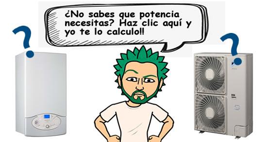Cargas termicas
