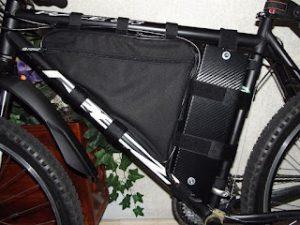 Batería bicicleta eléctrica