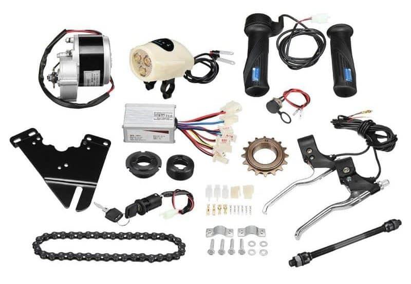 Bicicleta eléctrica kit 250W