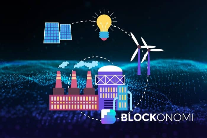 Blockchain energy