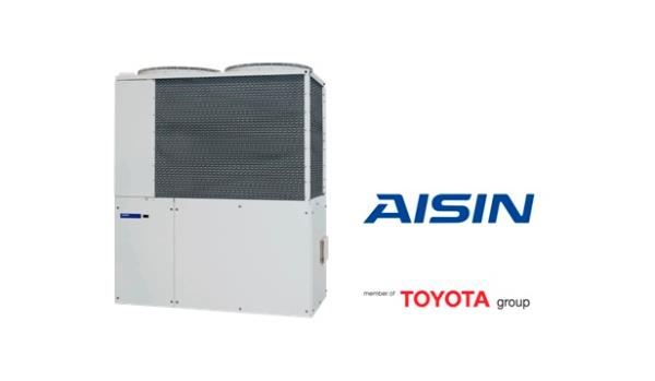 Bomba de calor a gas AISIN