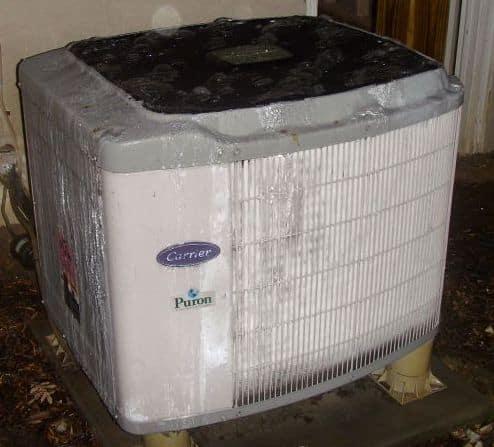 bomba de calor baja temperatura