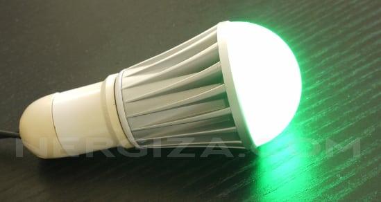 bombillas rgb bluetooth controla la luz desde tu