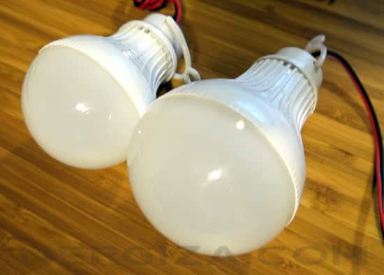 Bombillas LED a 12V