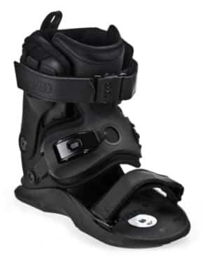 Bota para guía eléctrica patines