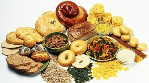 Alimentos muy energéticos