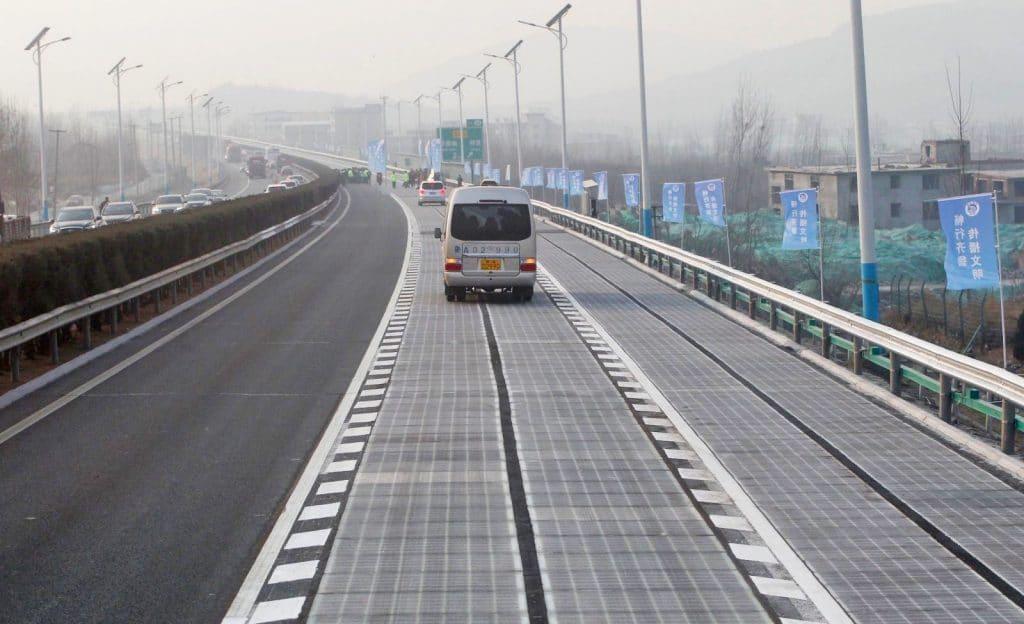 Carreteras solares