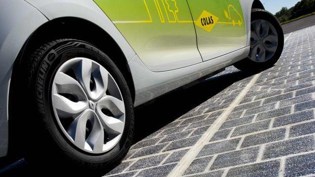 Autopistas solares renovables