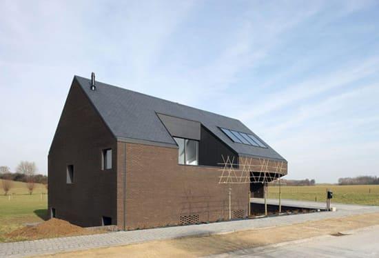 Casa oscura de Bélgica