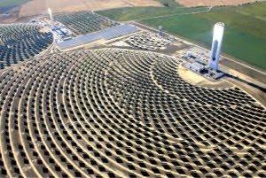 central solar en sevilla
