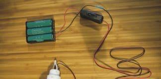Circuito a 12V iluminación LED