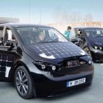 ¿Son viables los coches solares?