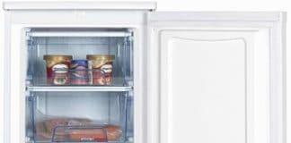 congelador consumo
