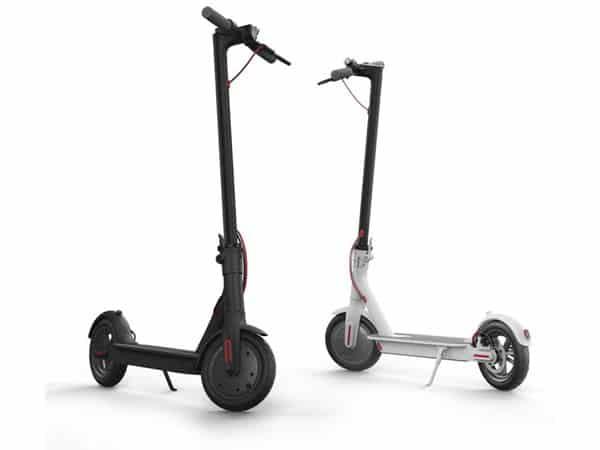 Consumo patinete eléctrico