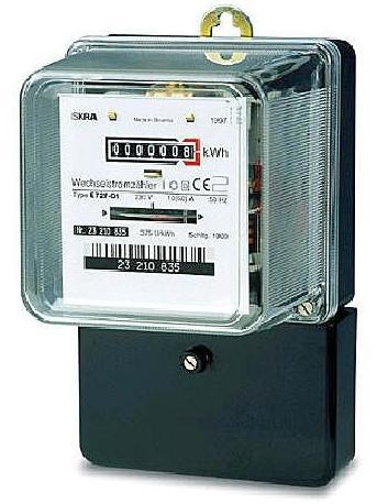 contador electrico domestico