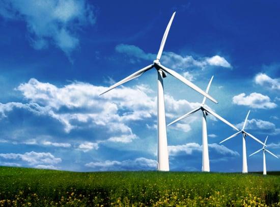 Aerogeneradores de energia eolica