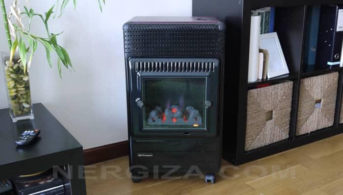 Estufa de butano orbegozo hbf 95 review nergiza - Estufas de gas para interior ...