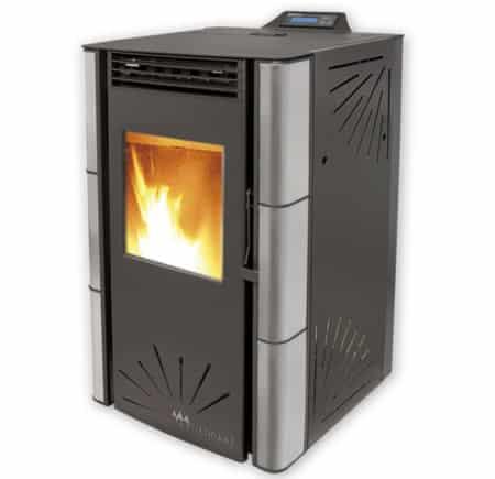Climatizaci n nergiza part 7 - Instalar estufa pellets piso ...