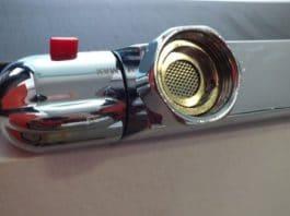 filtro grifo termostatico