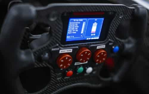 formula e volante