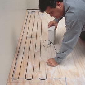 Suelo radiante qu es y c mo funciona nergiza - Como instalar suelo radiante ...