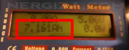 HomTom HT6 Watt Meter