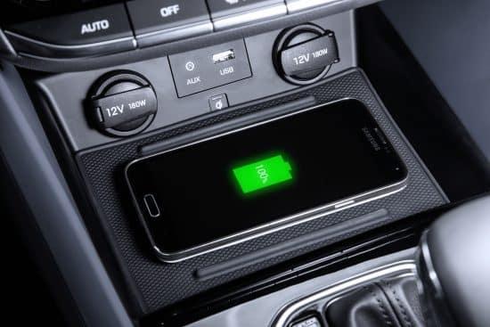 Hyundai Ioniq carga iq