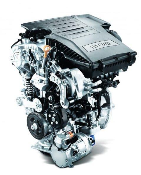 Hyundai Ioniq motor 2