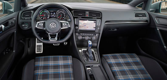 Interior Golf GTE
