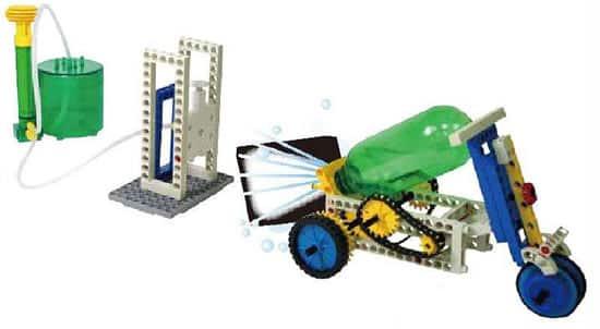 juguete hidroneumatico