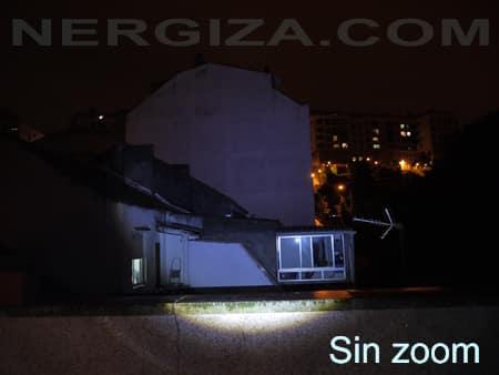 linterna LED CREE Q5 SIN ZOOM