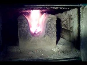 llama invertida