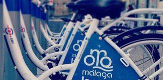 Malaga bici