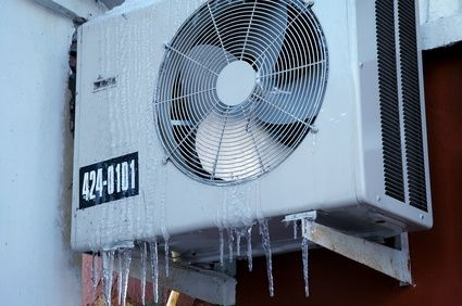 mantenimiento aire acondicionado hielo
