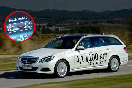 Mercedes consumo