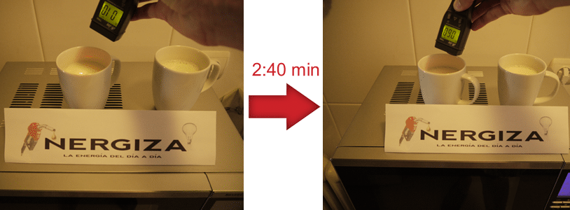 microondas-calentando-leche-diferencia-de-temperatura