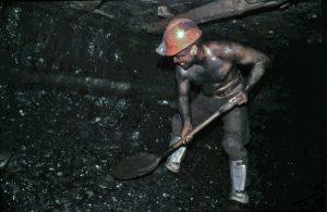 minero del carbón