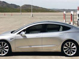 Tesla Model 3 final